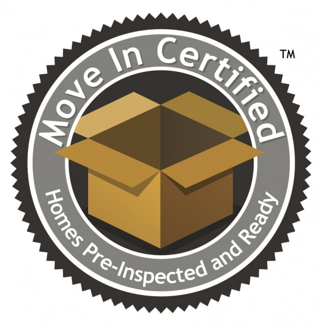 Move in certified home inspector